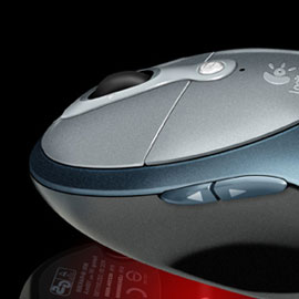 My Old Mouse