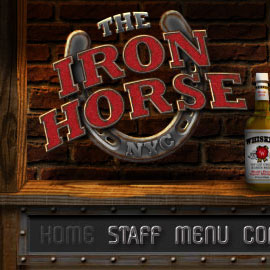 Iron Horse Website